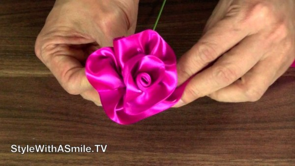 how to make flower crafts